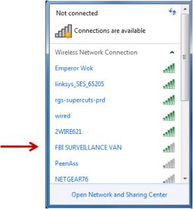 FBI Wi-Fi