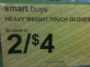 Glove Deal