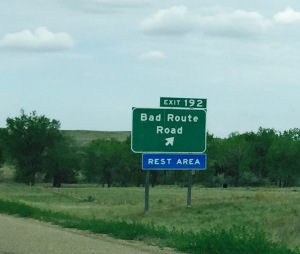 Bad Route