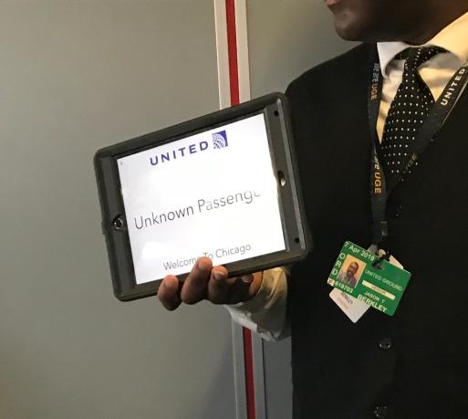 Unknown Passenger
